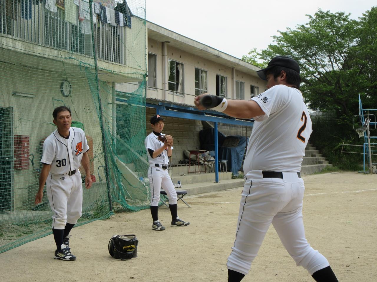 5月15日練習試合